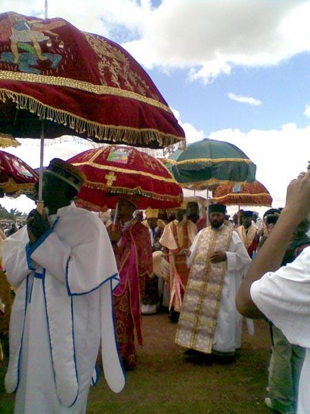 Ethiopian Epiphany – Festival In Gonder