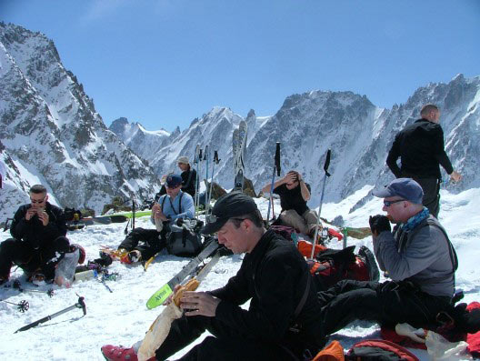 Ski Tour In Kashmir