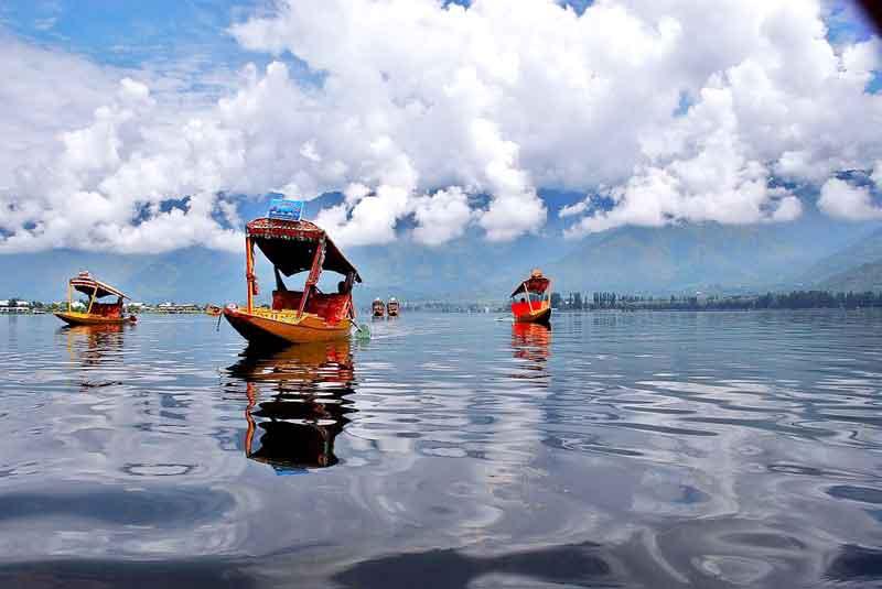 Kashmir Vaishno Devi Group Tour Package