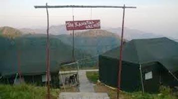 Adventure Swiss Camp Site At Kanatal, Rishikesh Uttarakhand Tour