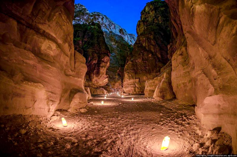 Petra Day Tour From Amman