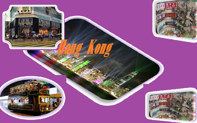 Hong Kong  With Shopping Delights Tour