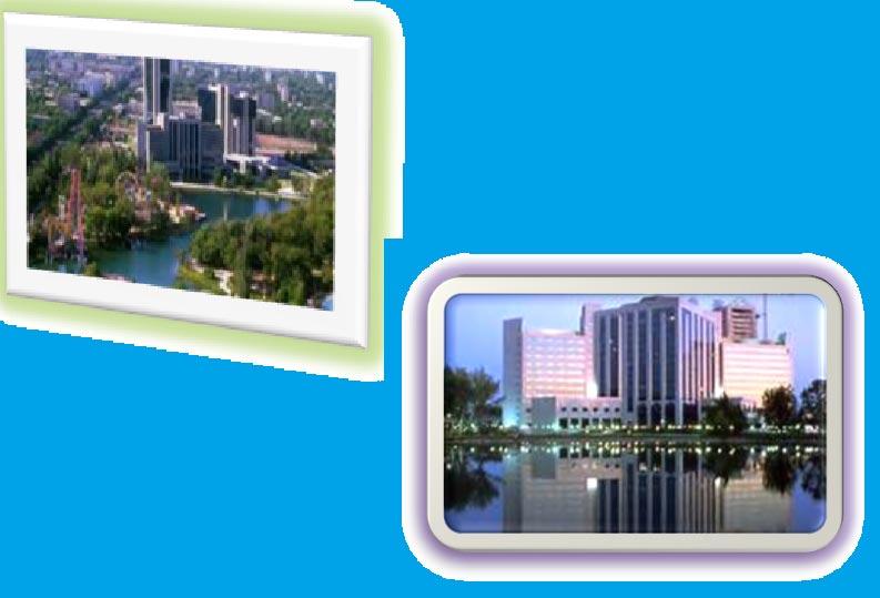 Tashkent Gateway Trip