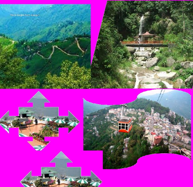 Exciting Trip To Gangtok