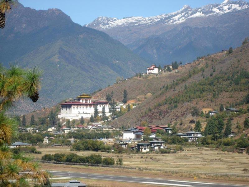 Bhutan Glimpses Tour