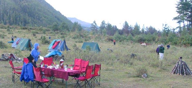 Group Tour To Bhutan