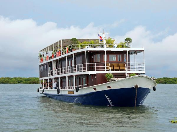 Cruise Saigon – Angkor Tour