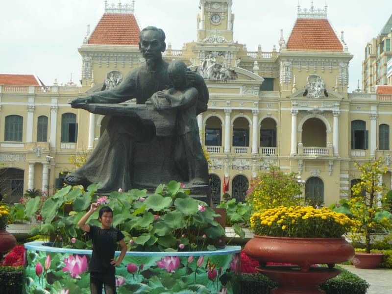 Pearl Of The Orient, Saigon – Phnom Penh Tour