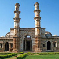 Gujarat - Historic Architecture Tour