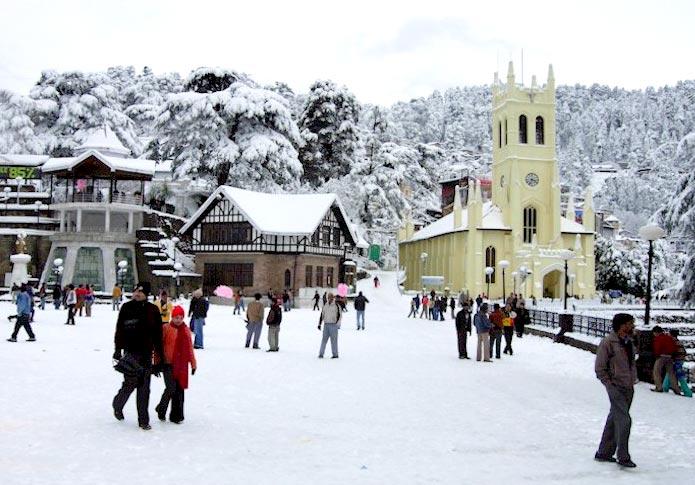 Himachal Weekend Tour Package