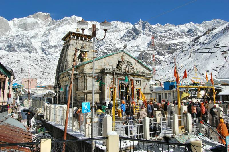 Char Dham Helicopter Tour Package Itinerary
