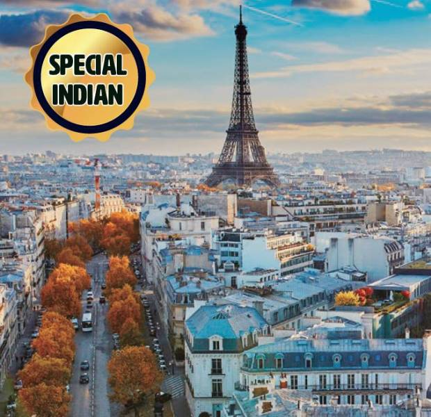 Discover Paris & Switzerland | 6 Days Trip | Starts & Ends In Europe Tour