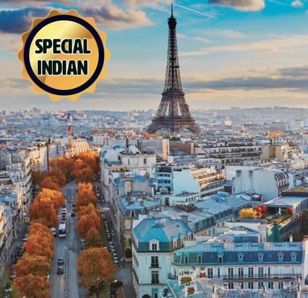 Discover Paris & Switzerland | 6 Days Trip | Starts & Ends In Europe Tour