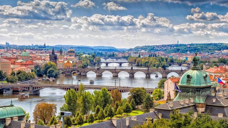 Best Of Budapest, Vienna And Prague / 7 Days Trip / (Ex. Delhi) Tour