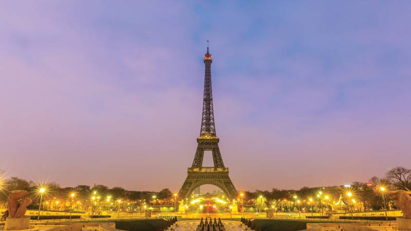 Explore Paris, Brussels & Amsterdam / 7 Days Trip / (Ex. Delhi) Tour