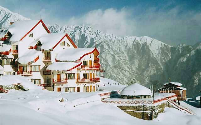 Best Of Honeymoon In Auli, 4Night's 5 Day's Tour