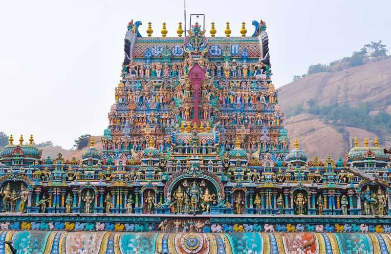 Madurai-Rameswaram-Kanyakumari-Trivandrum, 6Night's 7 Day's Tour