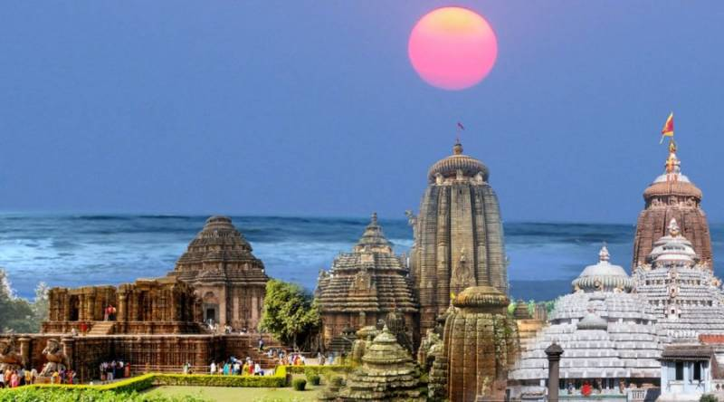 Bhubneswar - Konark - Puri - Chilka, 8Night's 9Day's Tour