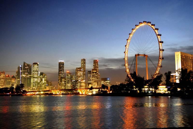 4n Singapore Tour @ 35,999/- Per Person
