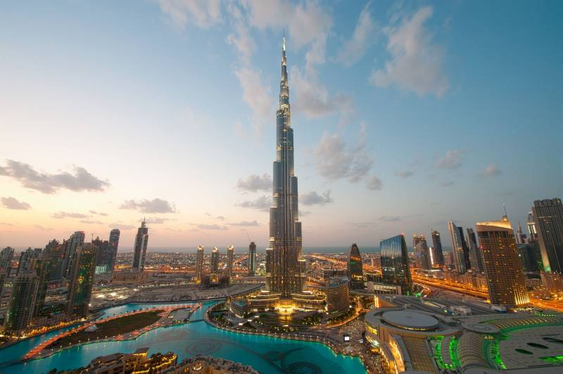4n Special Dubai Holiday @ 30999/- Per Person