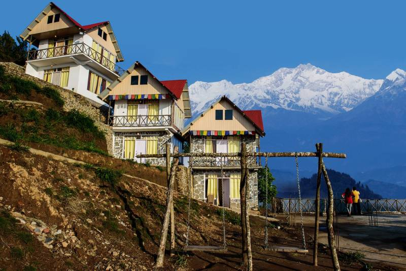 6 Nights 7 Days Gangtok Lachung Lachen Pelling Tour