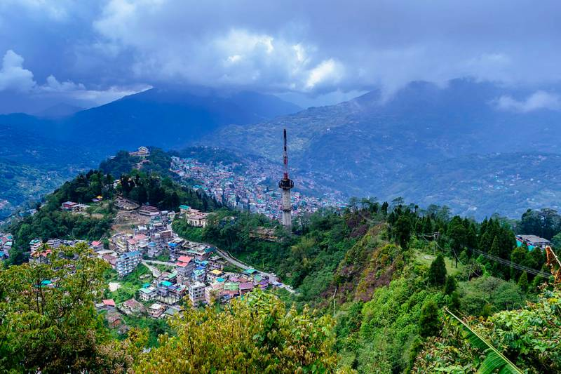 Gangtok (Sikkim) Tour