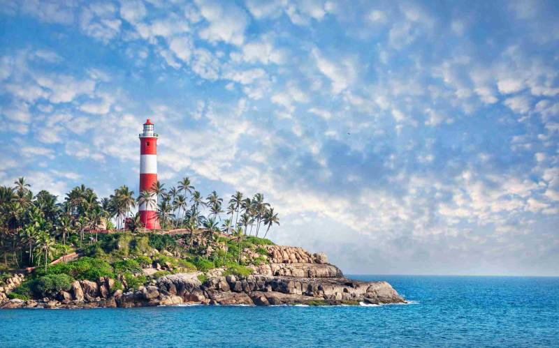 Kerala With Kovalam Tour - Deluxe