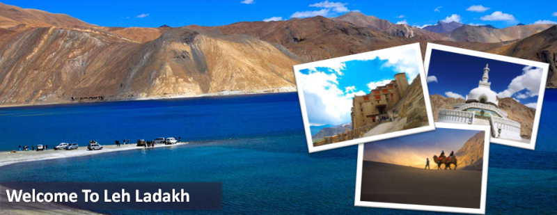 Incredible Leh Ladakh  6 Days 5 Nights Package