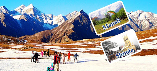 2N Shimla And 2N Manali