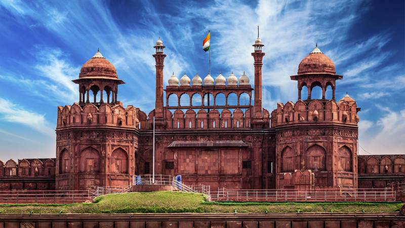 Golden Triangle India- 7 Days/6 Nights