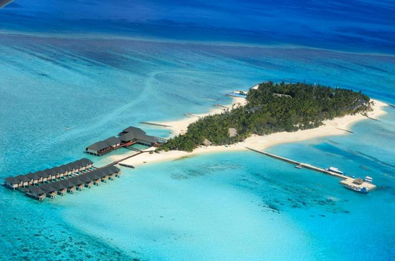 Maldives Honeymoon Package