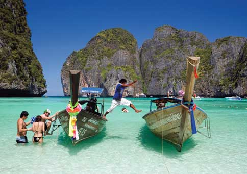 Bangkok Pattaya & Phuket Tour Package