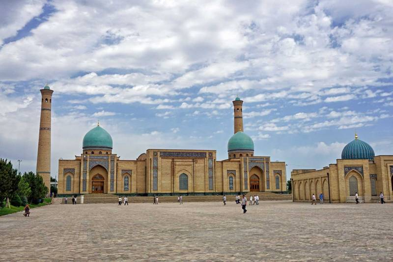 Uzbekistan – The Pearl Of Central Asia Tour
