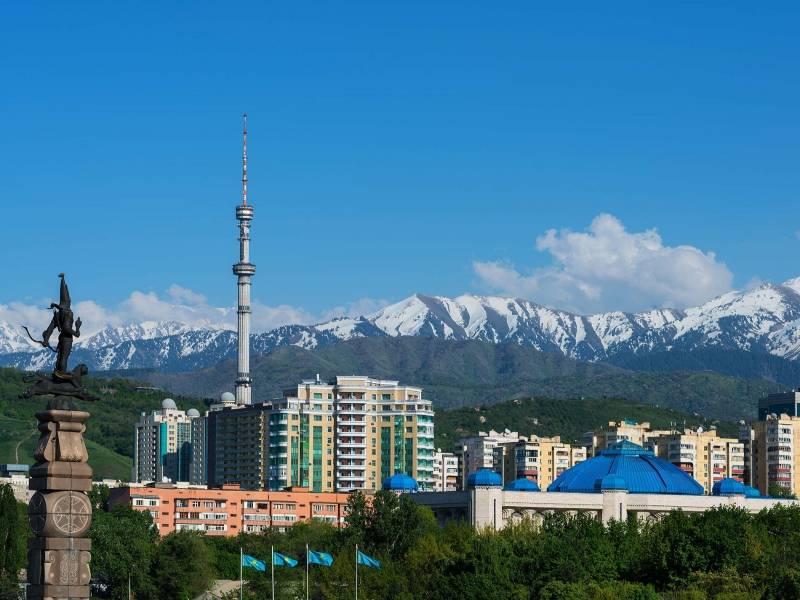 Kazakhstan With Almaty Tour
