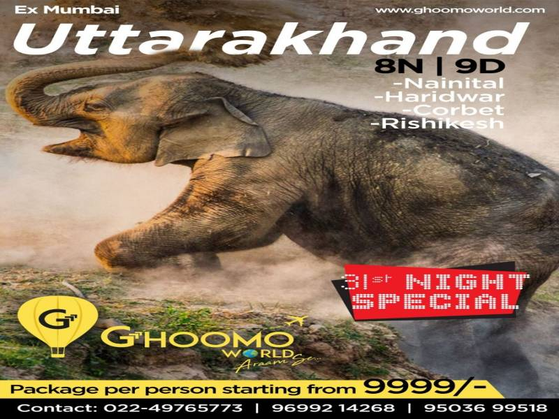 10 Days Uttrakhand Tour