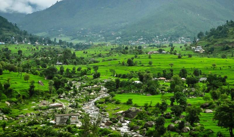 Hills Of Himachal Pradesh In 7 Days