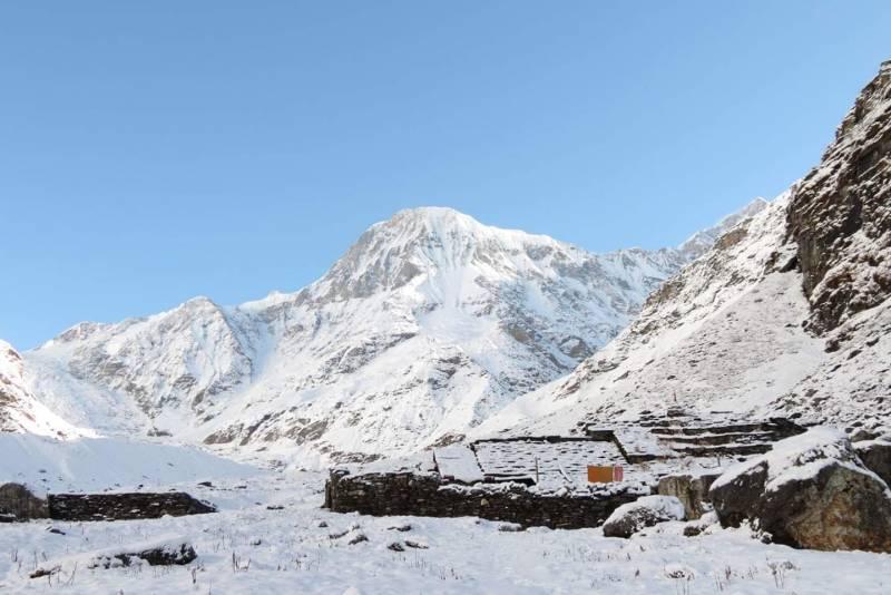 Pindari Glacier Trek Tour