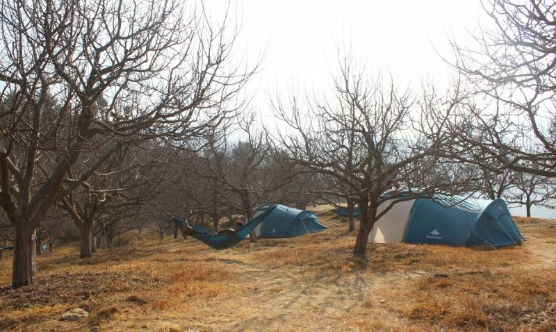 Thachi Valley Camping Tour