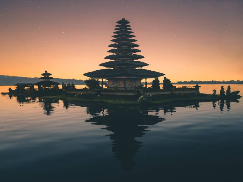 Bali Budgeted Honeymoon Package
