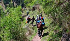 Kasol To Kheerganga Trek Tour