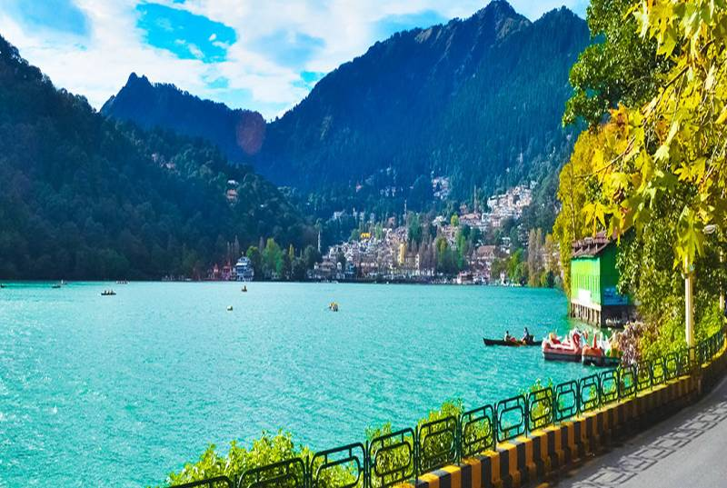 Nainital Corbett Ranikhet Kausani Tour– 05 Night / 06 Days