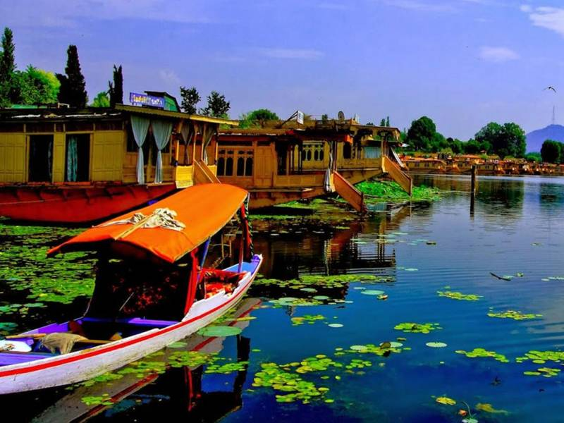 Jammu & Kashmir (8 Nights & 9 Days)  Tour