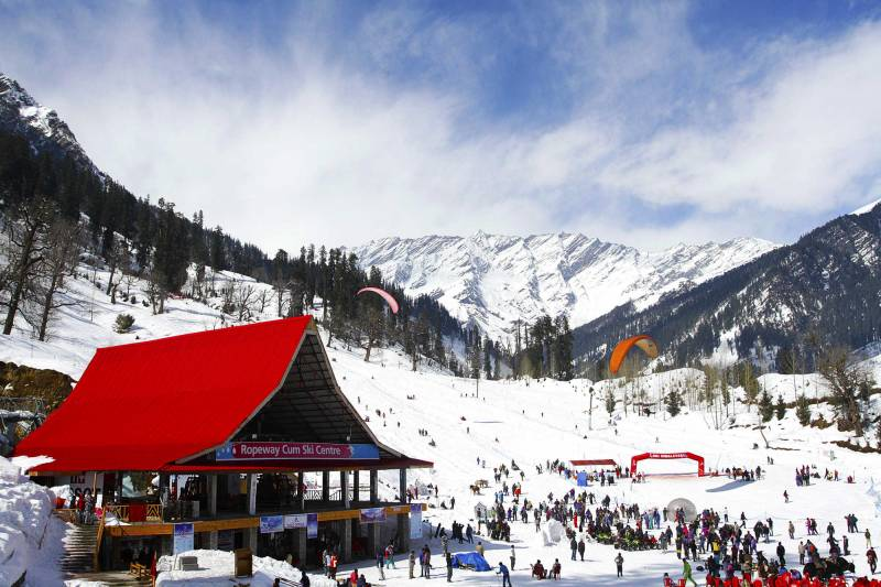 04 Nights / 5 Days Shimla Packages