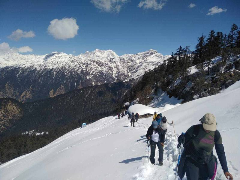 TUNGNATH-DEORIA TAL TRIP (03 Night - 04 Days) TOUR