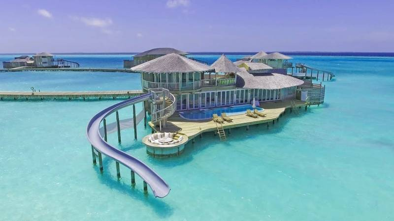 The Splendid Maldives Tour