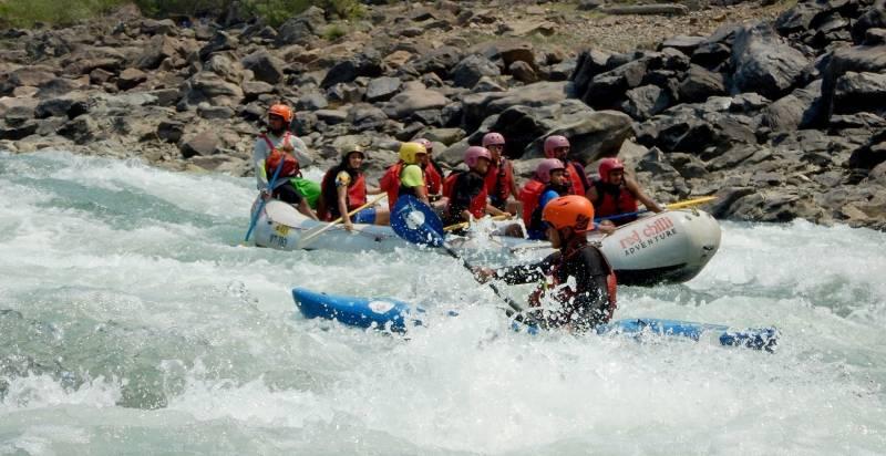 Rafting Ganga Tour