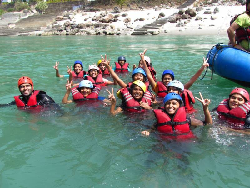 4 Days Rafting Tour Package