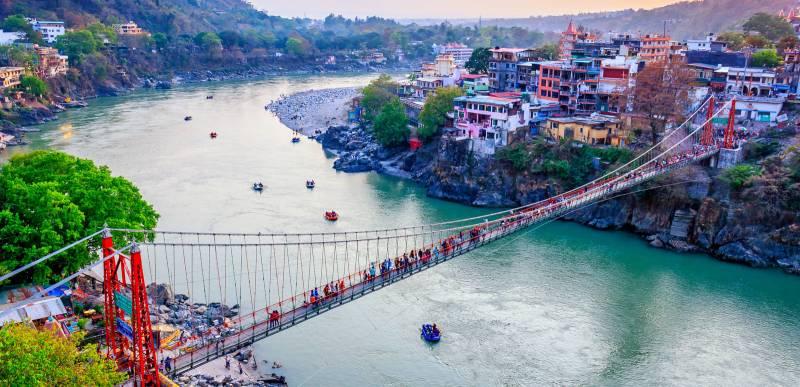 Dehradun-Mussoorie-Rishikesh Honeymoon Tour