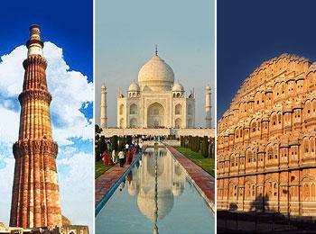 Golden Triangle (Delhi-Agra-Jaipur) Tour