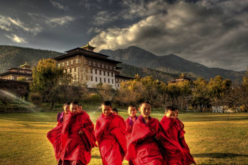 Bhutan - Land Of Gross National Happiness Tour